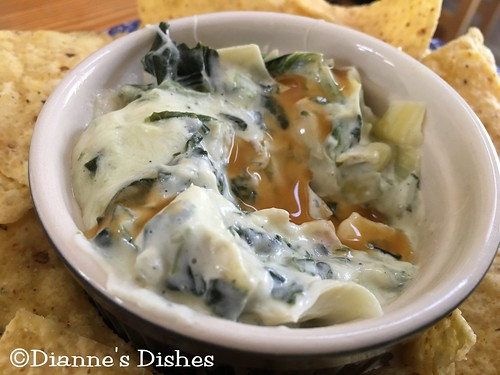 Spinach Artichoke Dip: With a Splash of Hot Sauce