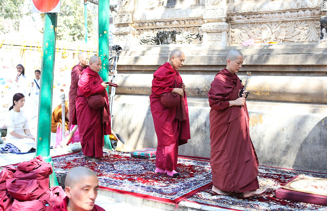 2017.03.11 History in the Making: The First Step Toward Full Ordination for Tibetan Buddhist Nuns