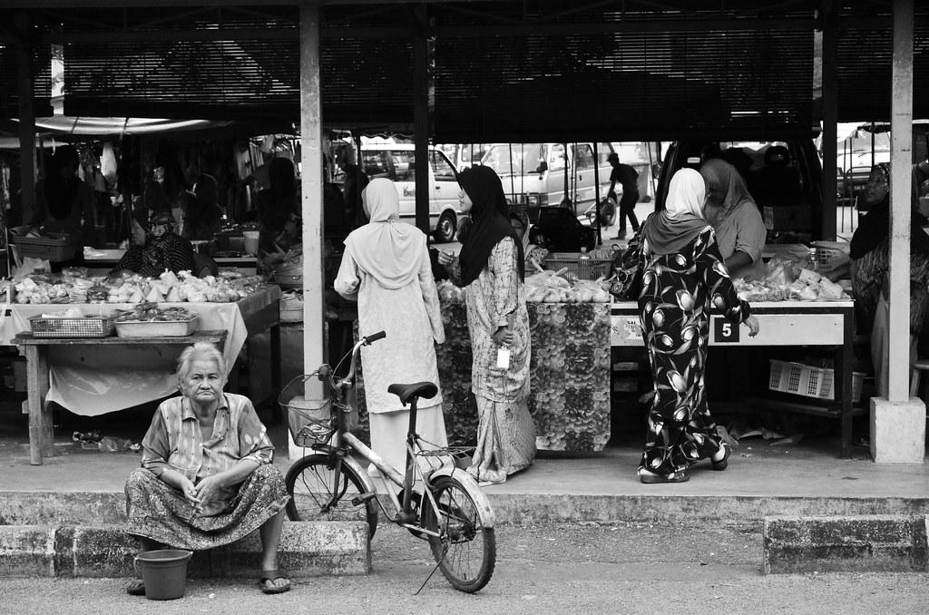 Chukai Morning Market 朱盖早市