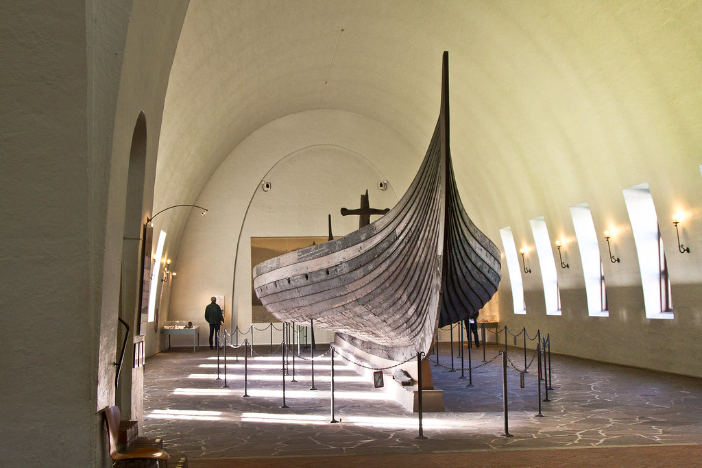 Viking Ship Museum, Oslo - The Gokstad ship