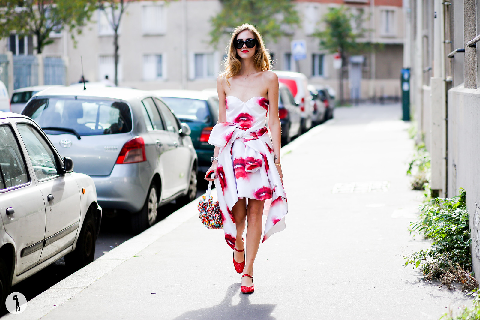 Chiara Ferragni - Paris fashion week RDT SS15 (2)