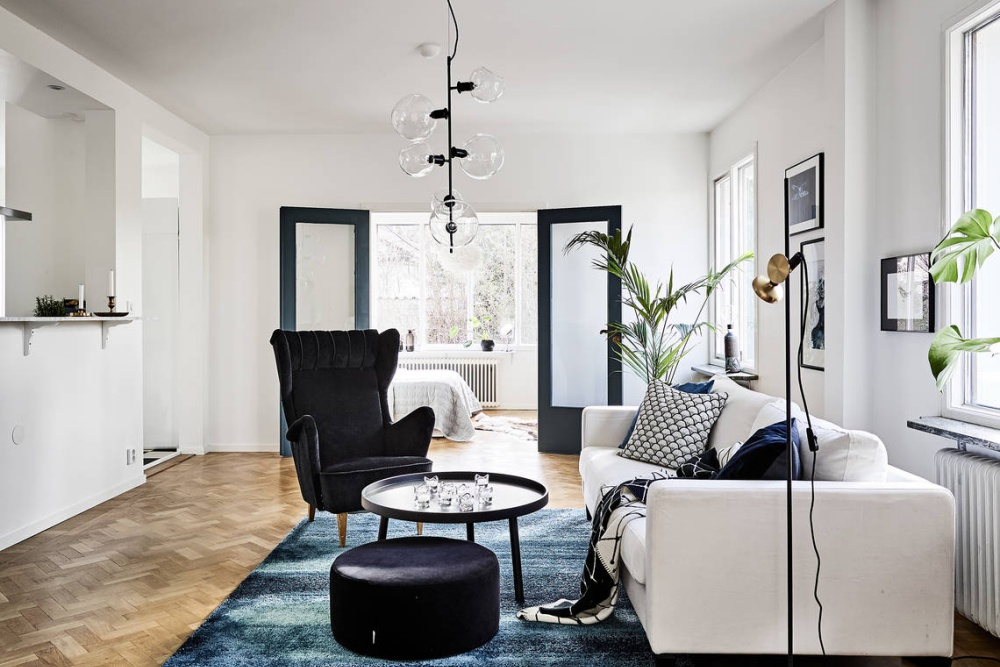 Simple and Minimal Apartment