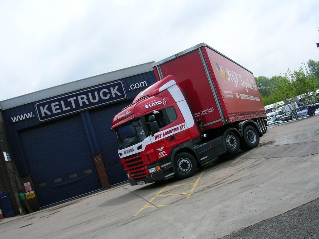 RGF Logistics Ltd