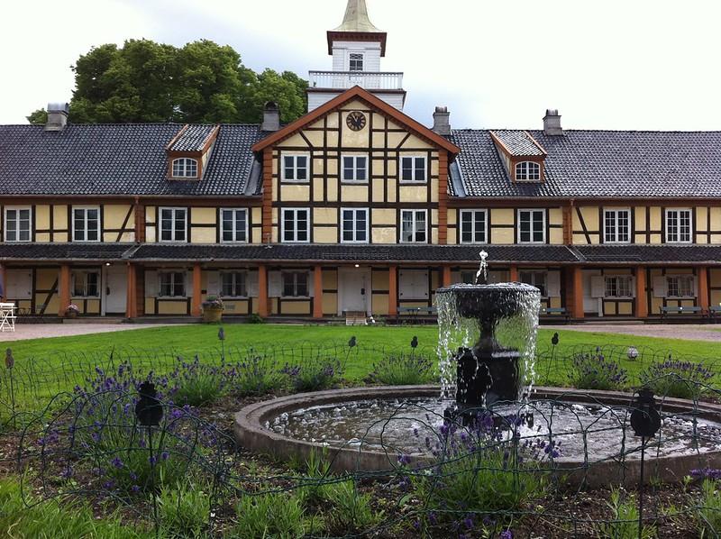 Vigeland Park - Frogner Hovedgård