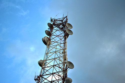 Communication Tower | by Cocoy Pusung