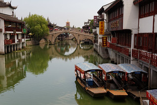 Qibao Water Town | by KimonBerlin