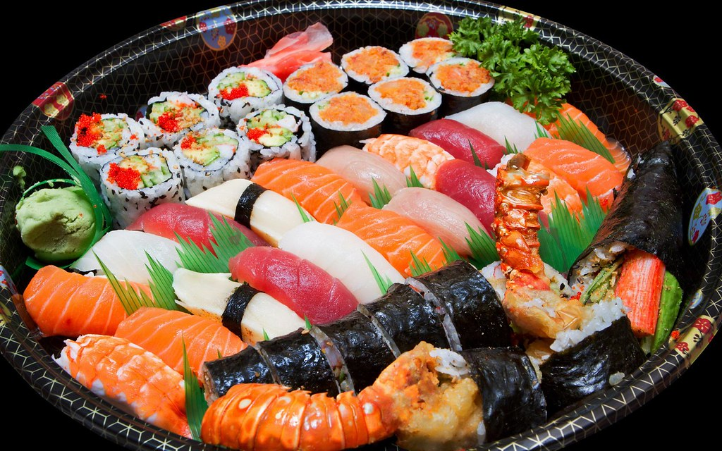 Image result for sushi food hd
