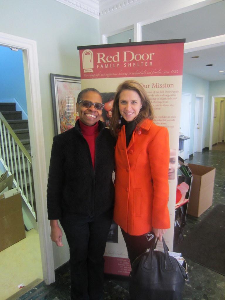 Bernitta Hawkins Executive Director Of The Red Door Famil Flickr