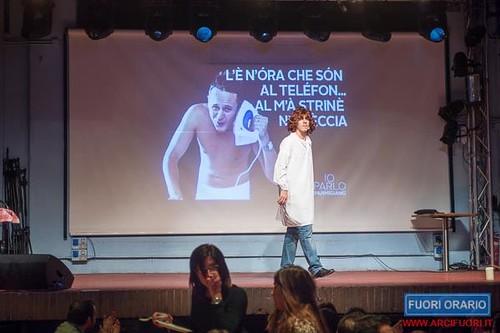 15/02/2014 Io Parlo Parmigiano al Fuori Orario
