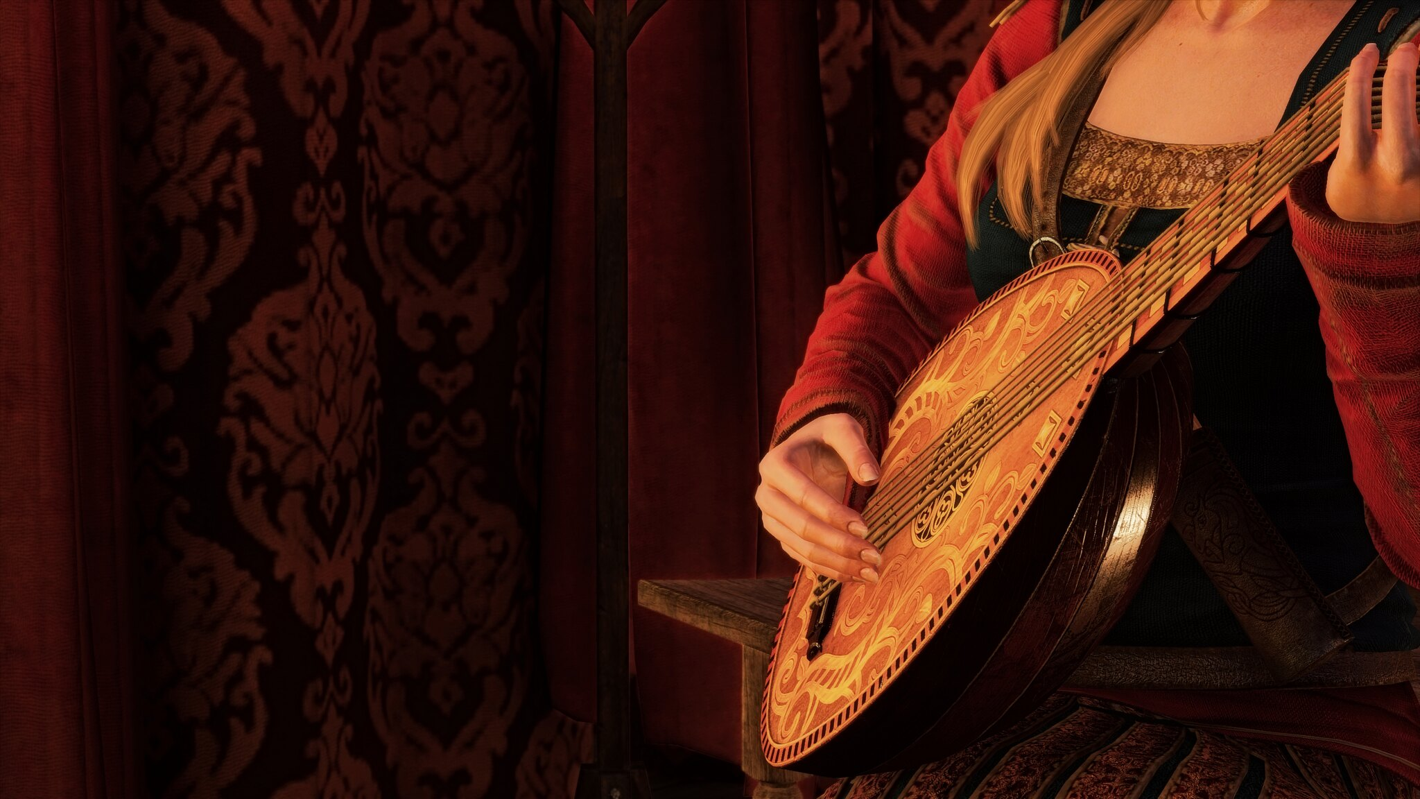 A Bard's Instrument