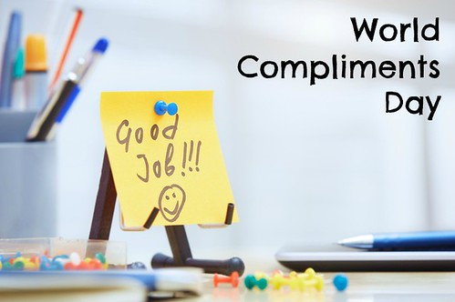 world compliments day