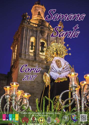 Cartel Semana Santa Cauriense 2017