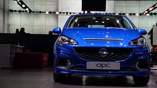 Opel @ Genfer Autosalon 2017