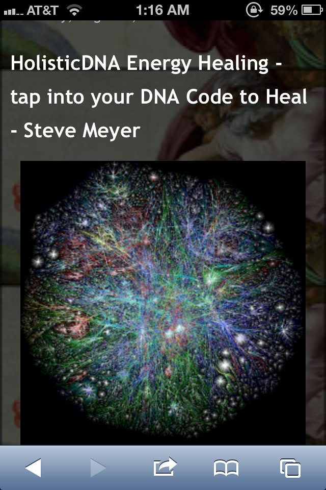 Steve Meyer HolisticDNA Higgs Boson is Infinite Intelligen