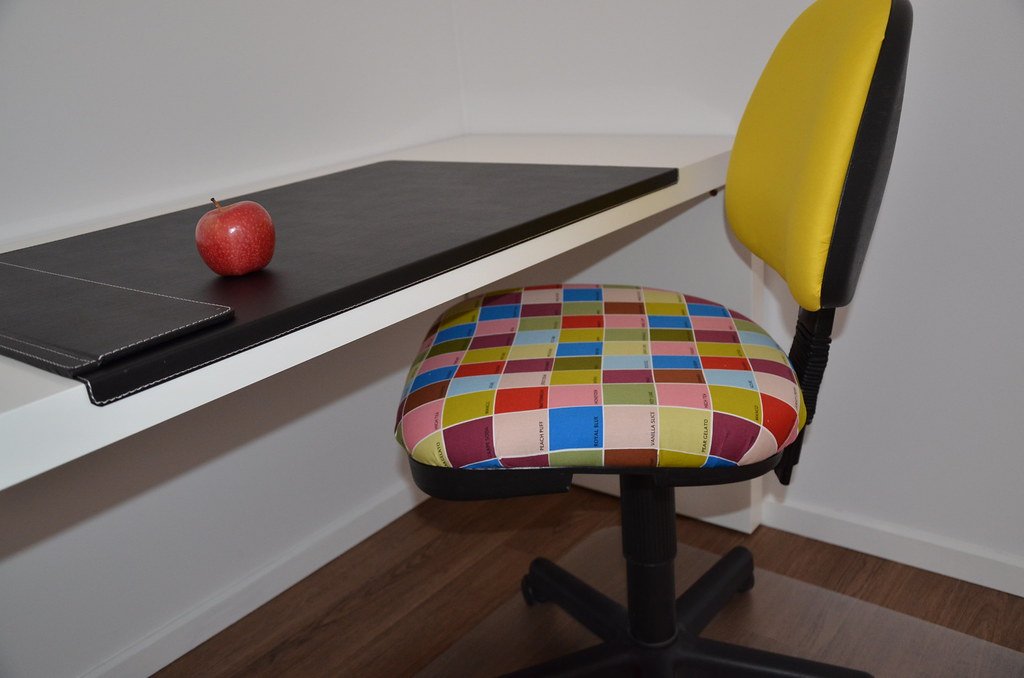 ... Office Chair Makeover | By Home Of Homemade Treasures