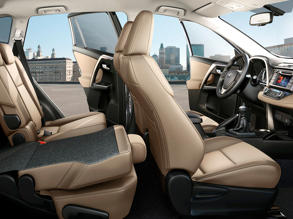 ... Toyota RAV4 2014 Interior   By Toyota Motor Europe