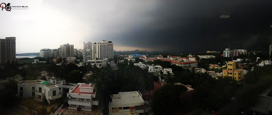 panorama view from sun tv office 22 07 15 sudden change in flickr