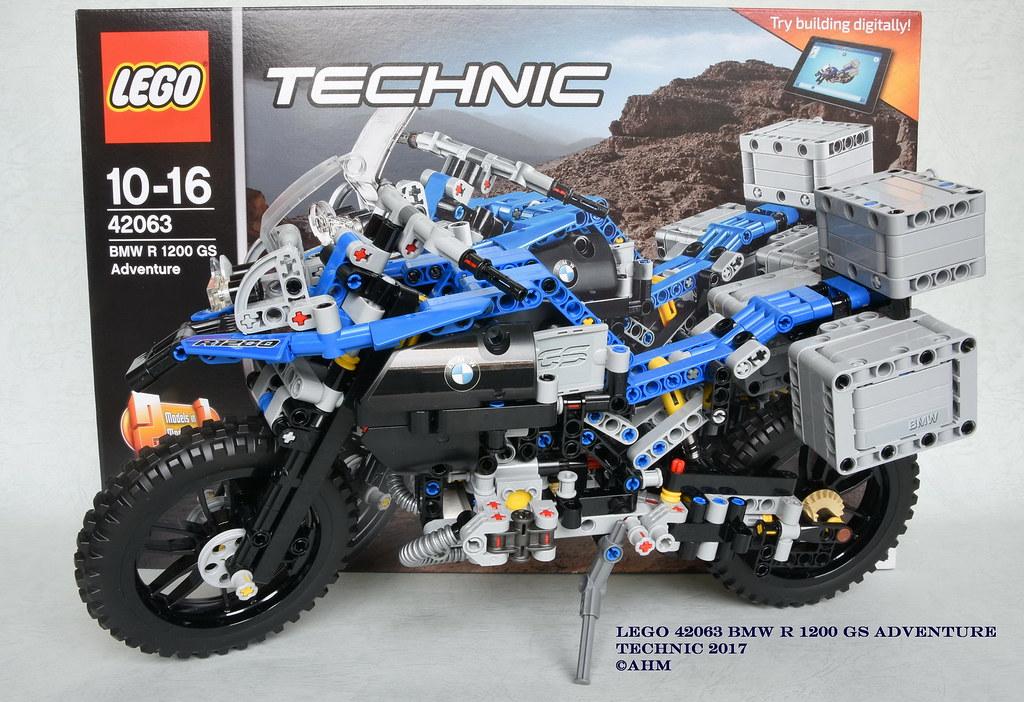 Lego 42063 Bmw R 1200 Gs Adventure Lego 42063 Bmw R 1200 G Flickr