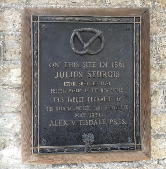 Sturgis-Pretzels-Julius-Sturgis-pretzel-sign
