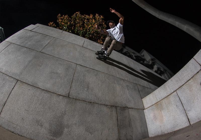 Boschi Pope / Wallride / Oakland