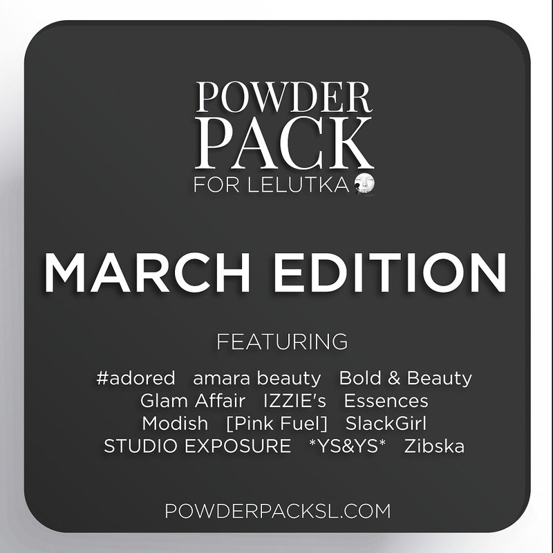 Powder Pack for LeLutka | March 2017