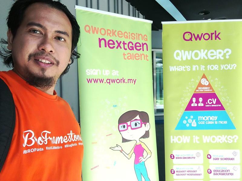 Qwork - Platform Tawar Peluang Pekerjaan Kepada Rakyat Malaysia