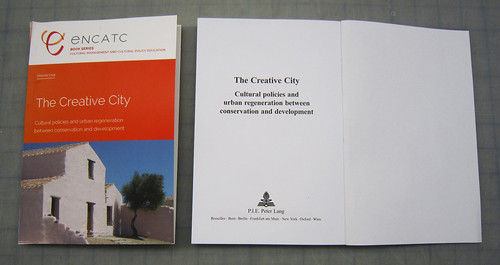 The Creative City-Bound upside down