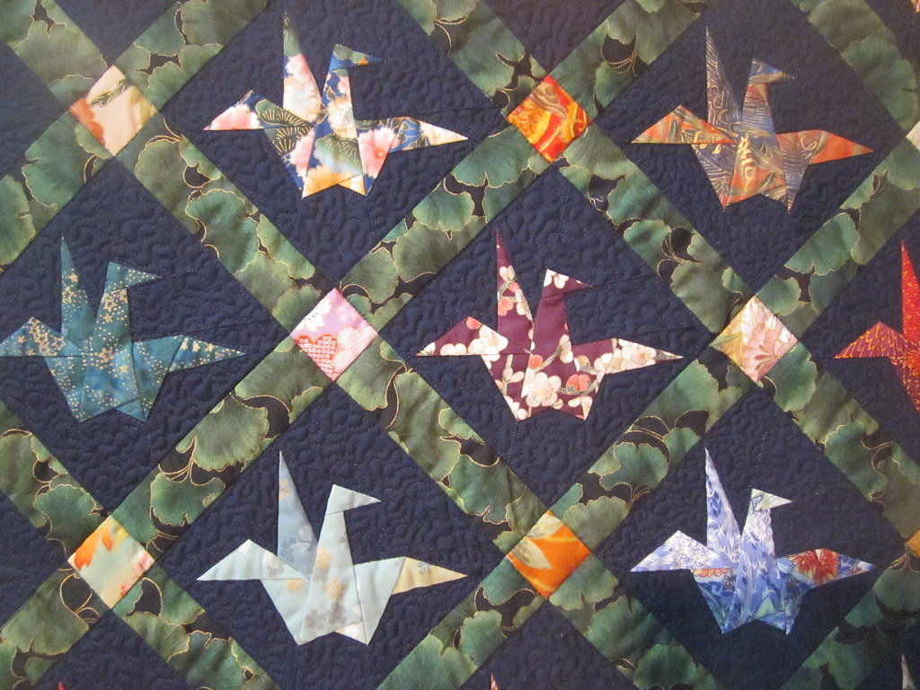 Carries Happy Birthday Quilt By Phyllis Wormington And Flickr