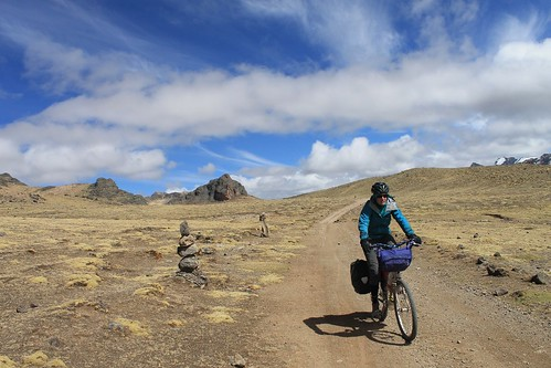 Descending from Abra Suijo | by Pikes On Bikes