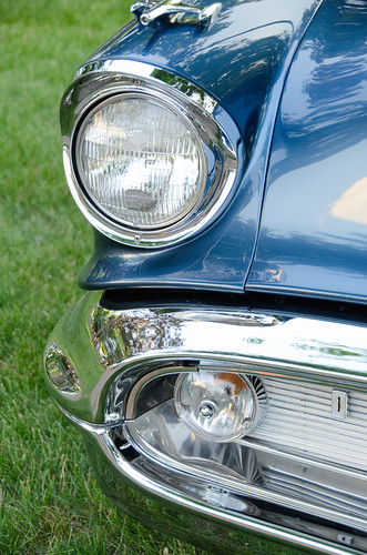 back to the 50s car show headlight and chrome pete markham flickr. Black Bedroom Furniture Sets. Home Design Ideas