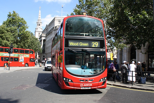 Arriva London North HV120 LJ13FBV