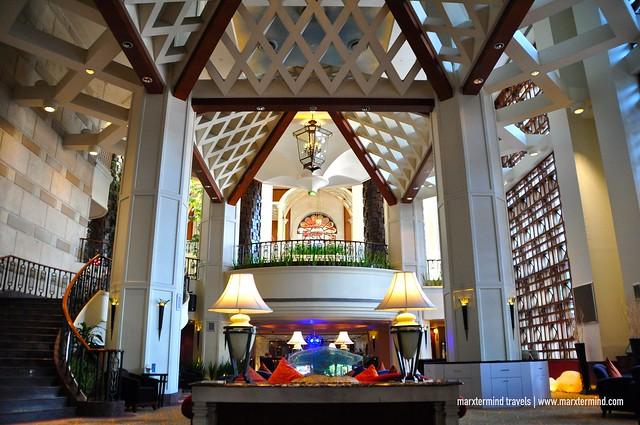 Sheraton Imperial Kuala Lumpur Hotel Pavilion Lounge