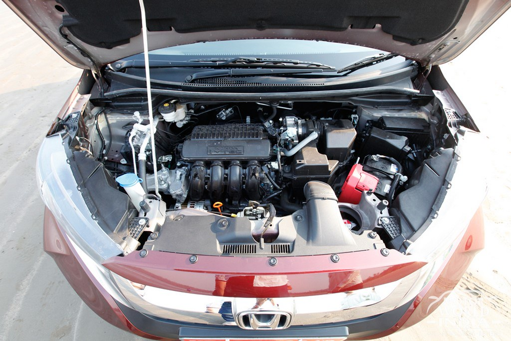 Honda-WRV-Engine-Bay