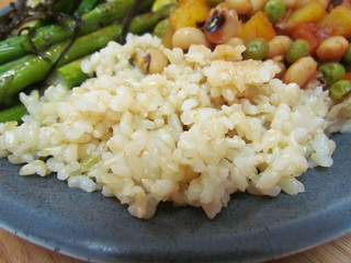 Brown Rice: Boiled Method