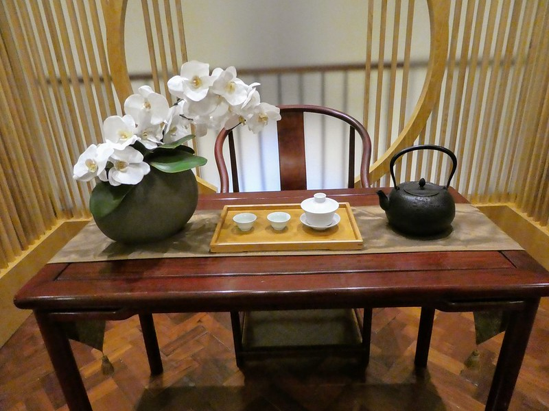 Museum of Tea Ware, Flagstaff House, Hong Kong Park