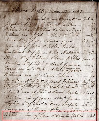 Wm Casbon Bp 1805 Royston