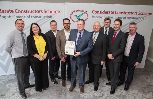 CCS Award March 2017