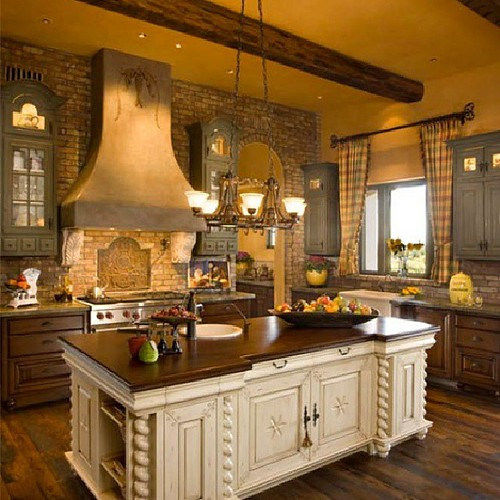 Atlanta Living! What A Kitchen!! #kitchen #food #eat #food