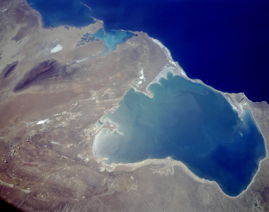 Caspian Sea Is Owned By Five States