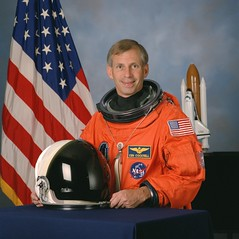 Astronaut Ken Cockrell, STS-98 mission commander, NASA photo 9774362081_97a60d6838_m.jpg