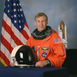 Astronaut Ken Cockrell, STS-98 mission commander, NASA photo 9774362081_97a60d6838_n.jpg