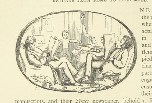 Image taken from page 34 of 'The Works of William Makepeace Thackeray. [Library Edition.]' | by The British Library
