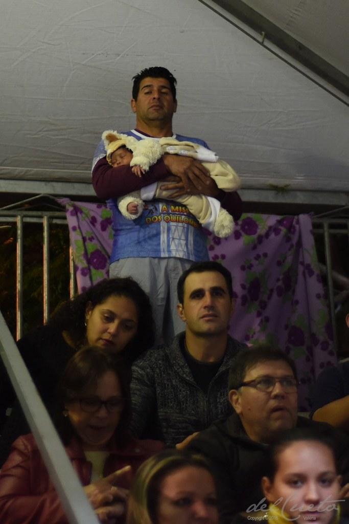 Uruguaiana, carnaval 2017, sábado