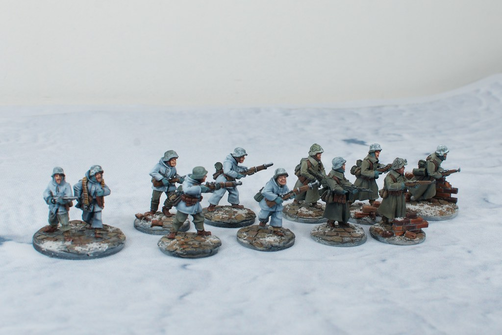Grenadier Squad Artizan