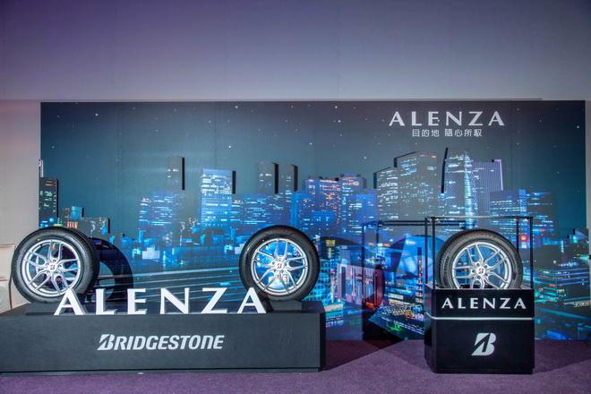 ALENZA專為頂級SUV設計的旗艦輪胎-3