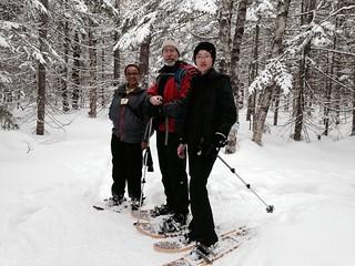 Feb. 2017 Mont Ste-Anne - Snowshoeing_5
