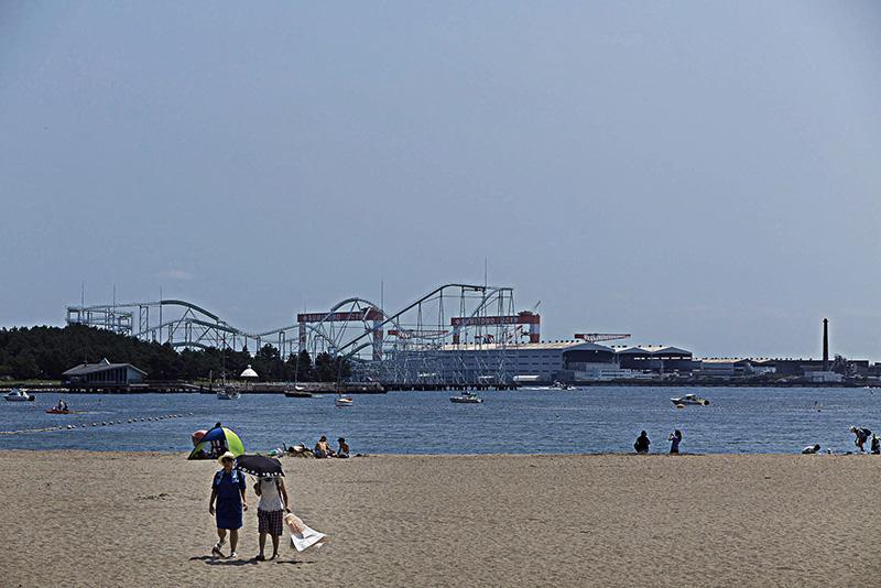 三崎巡り 海の公園