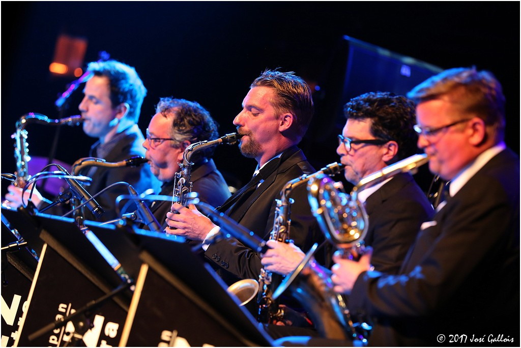 Johnny Mars & North European Jazz Orchestra