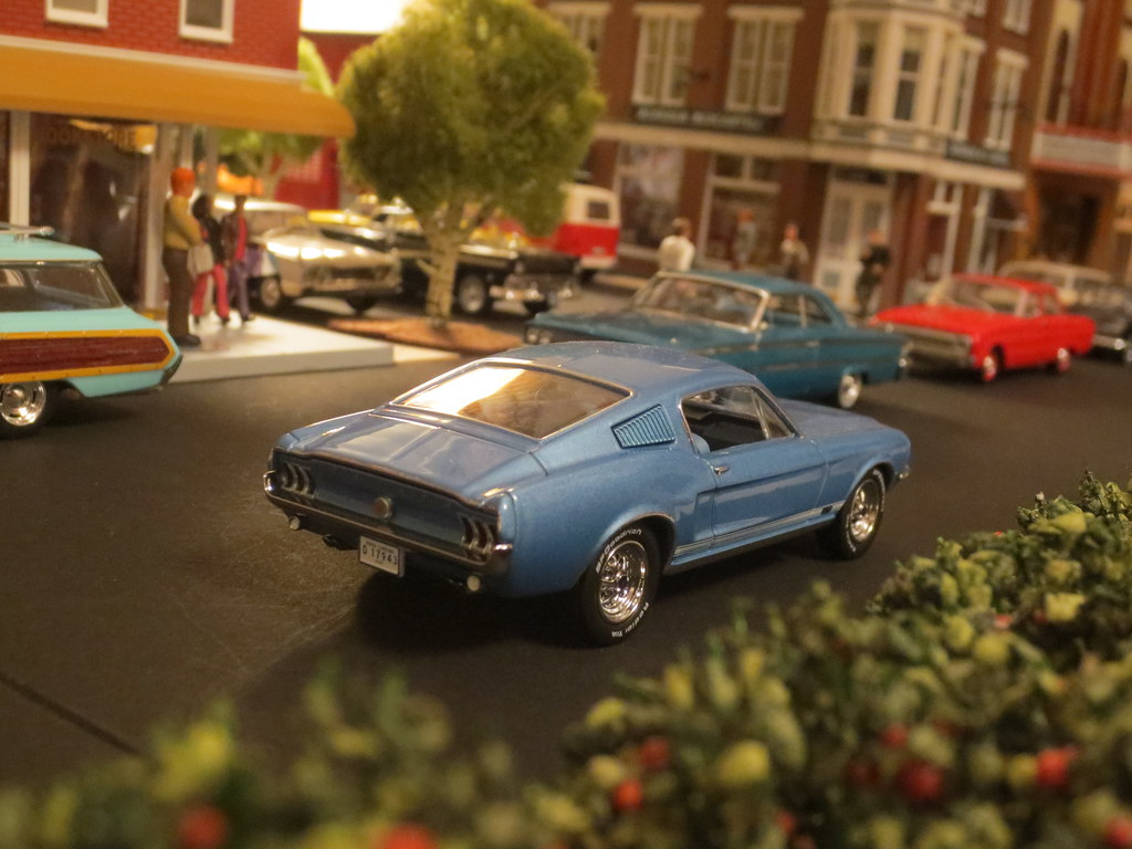 Ford mustang gt 1967 by premium x by ifhp97