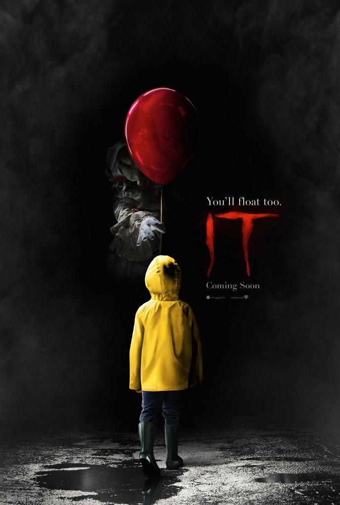 映画「イット」のポスター